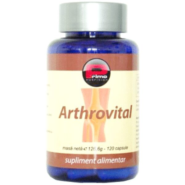 Arthrovital, 1800 mg, 120 capsule - Primo Nutrition