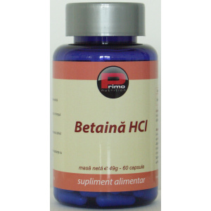Betaina HCL 60 capsule