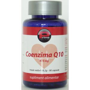 Coenzima Q10-400 mg, 90 capsule