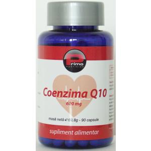 Coenzima Q10-600 mg, 90 capsule