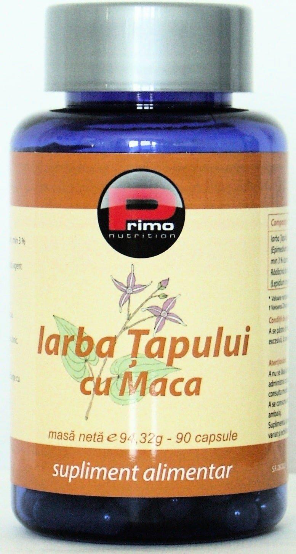 Iarba Tapului (Horny Goat) si Maca, 850 mg, 90 capsule, Primo Nutrition