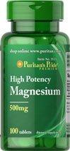 Magneziu 500 mg