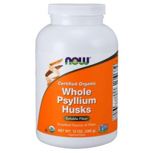 Psyllium 340 gr.- Now Foods