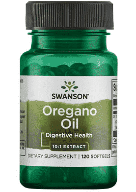 Ulei de Oregano, 150 mg, 120 capsule - Swanson