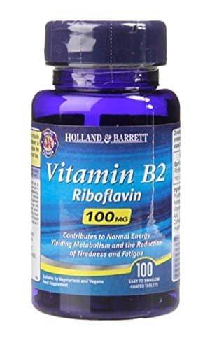 riboflavina-vitamina b2