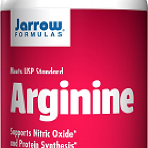 Arginina, 1000 mg, 100 tablete – Jarrow Formulas