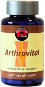 Arthrovital formula pentru sanatatea articulatiilor