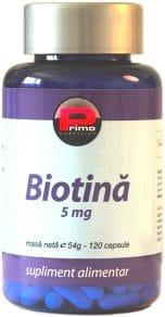 vitamina b7 biotina - 5 mg