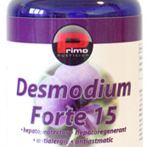 Desmodium Forte 15 (Extract de Desmodium Ascendens), 800 mg, 90 capsule – Primo Nutrition