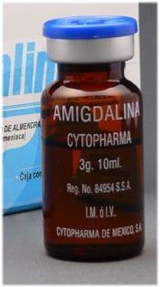 fiola vitamina b17 laetril amigdalina injectabila