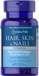 vitamine formula par piele unghii hair skin nails