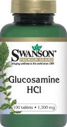 glucozamina hcl
