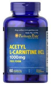 l-carnitina acetil