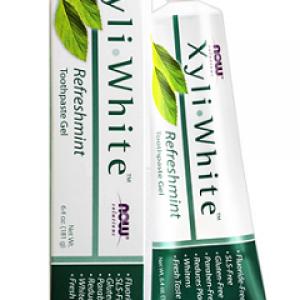 Pasta de Dinti pentru Albire si Gingivita, 181 g, Xyli White – Now
