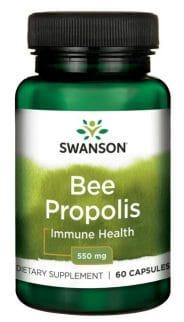 Propolis, 500 mg, 100 capsule – Swanson