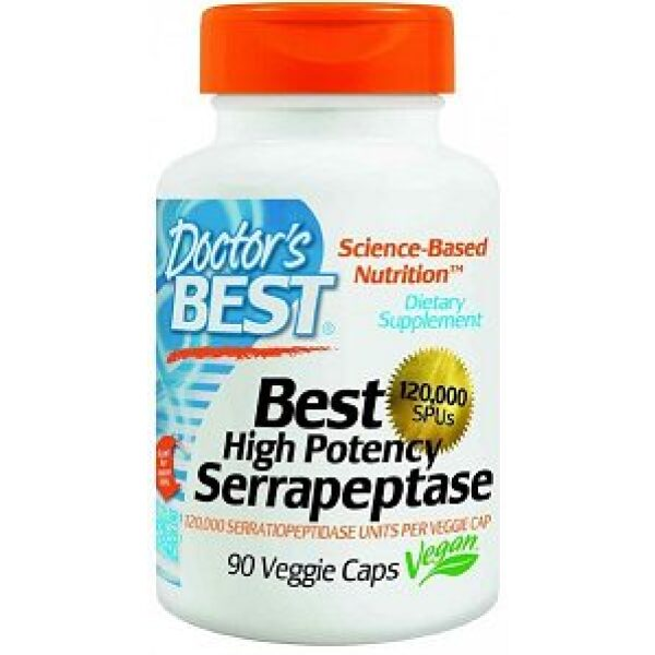 serrapeptase doctor 120 000