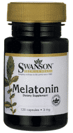 swanson melatonina 3mg